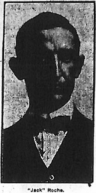 Manager Jack Roche - 1913 - Rock Island Argus