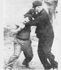 George Magerkurth Famous Fight